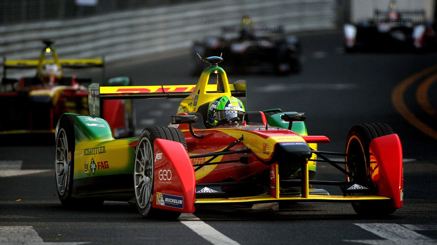 Maiden Race for formula e